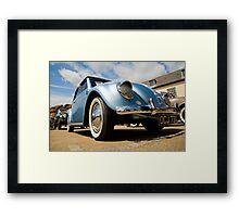 VW 9760 Framed Print