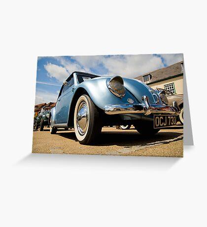 VW 9760 Greeting Card