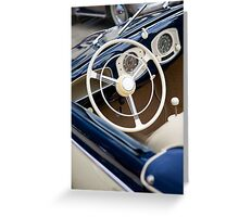 VW 9772 Greeting Card