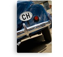 VW 9776 Canvas Print