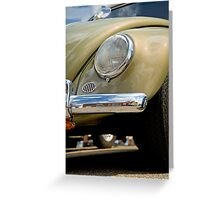 VW 9780 Greeting Card