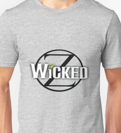 Wicked The Musical OZ Logo Unisex T-Shirt