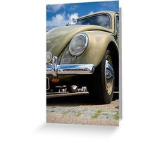 VW 9781 Greeting Card