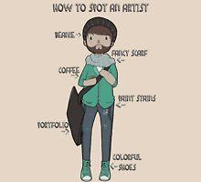 How to spot an artist  Unisex T-Shirt