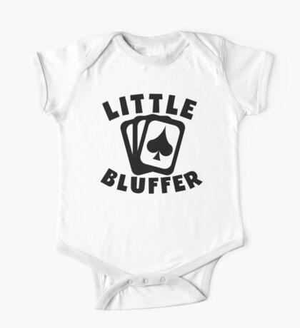 Little Bluffer One Piece - Short Sleeve