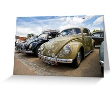 VW 9783 Greeting Card