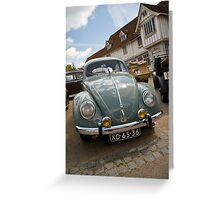 VW 9786 Greeting Card
