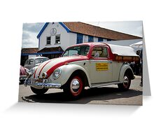 VW 9794 Greeting Card