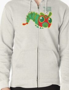 THE VERY HUNGRY CATERPIE Zipped Hoodie