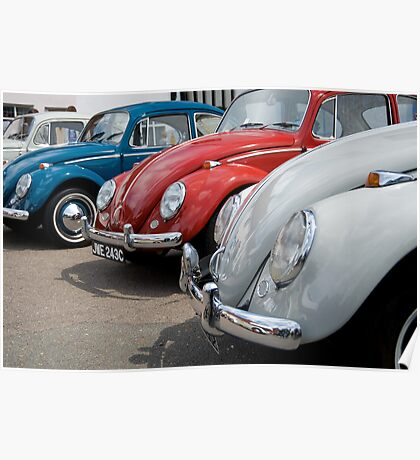 VW 9803 Poster