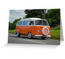 VW 9815 Greeting Card