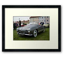 VW 9817 Framed Print