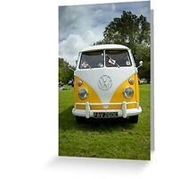 VW 9826 Greeting Card
