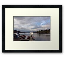 Bowness-on-Windermere Framed Print