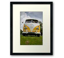 VW 9828 Framed Print