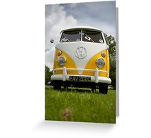 VW 9828 Greeting Card