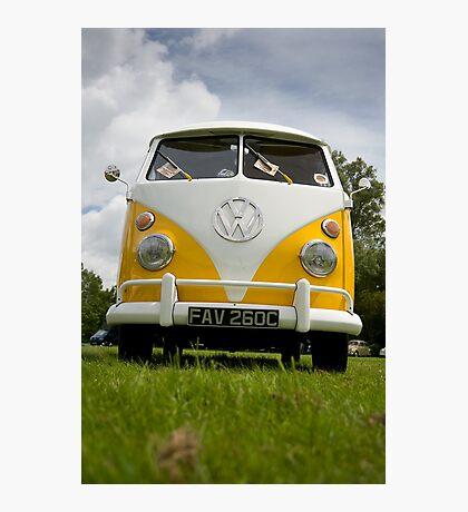 VW 9828 Photographic Print