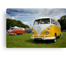 VW 9835 Canvas Print