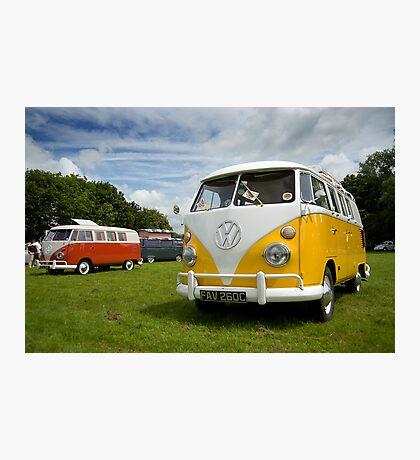 VW 9835 Photographic Print
