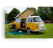 VW 9842 Canvas Print