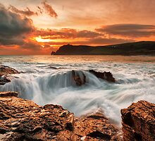 Prawle Point by Andy Fox