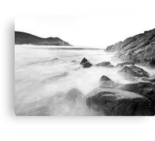 Elizabeth Beach Canvas Print
