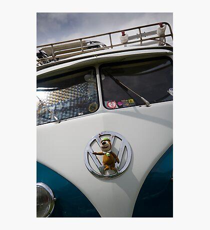 VW 9845 Photographic Print