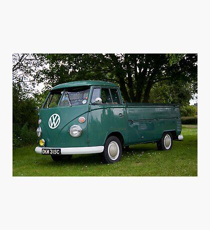 VW 9846 Photographic Print