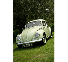 VW 9851 Photographic Print