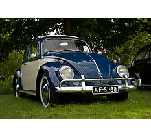 VW 9863 Photographic Print