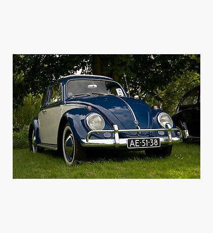 VW 9863 Photographic Print