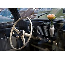 VW 9728 Photographic Print