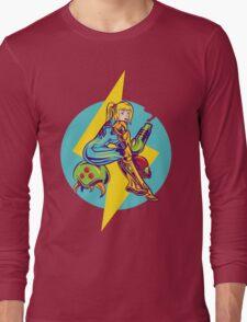 Femme Fatale Hunter  Long Sleeve T-Shirt
