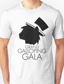grand Galloping Gala Simple T-Shirt