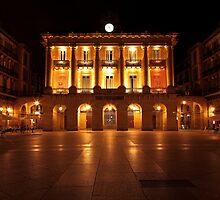 Donostia Plaza Constitución (San Sebastian) by remos