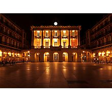 Donostia Plaza Constitución (San Sebastian) Photographic Print