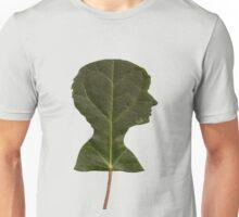 Leaf Silhouette Unisex T-Shirt