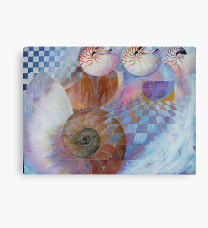 Asymptote Canvas Print