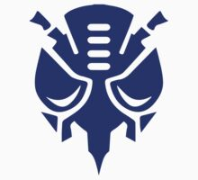Predacon Logo (Blue) by Clinkz