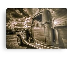 Storm Chaser Metal Print