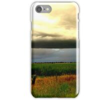 Ominous Clouds iPhone Case/Skin