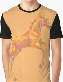 Foal, Out and about Graphic T-Shirt