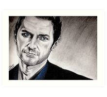 Richard Armitage, Lucas North Art Print