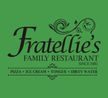 Fratellies Italian Family Restaurant Kids Clothes