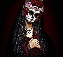 Reina De Los Muertos by ☼Laughing Bones☾