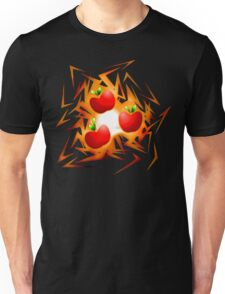 Applejack's cutiemark shards Unisex T-Shirt