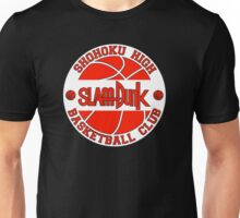 Shohoku High Basketball Club Logo Unisex T-Shirt