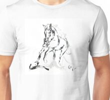 Horse- Andalusian angel Unisex T-Shirt
