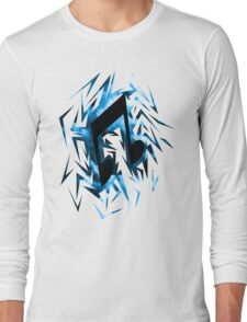 DJ-Pon3 Cutiemark Shards Long Sleeve T-Shirt