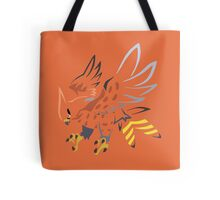 Talonflame (Tribal) Tote Bag